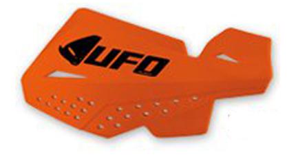Pair of universal handguard UFO Viper Orange