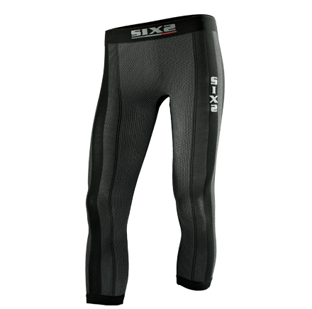 Sixs long underwear trousers Black