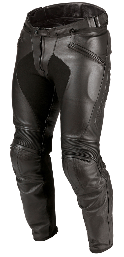 Dainese Pony leather pants black