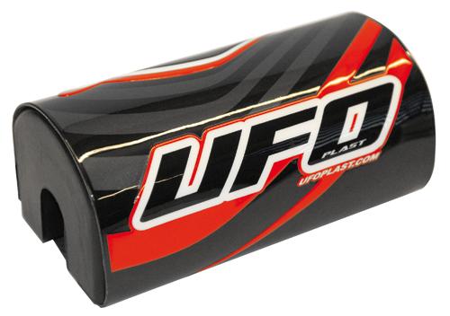 Protezione manubrio per moto cross Ufo Plast  2510 nera