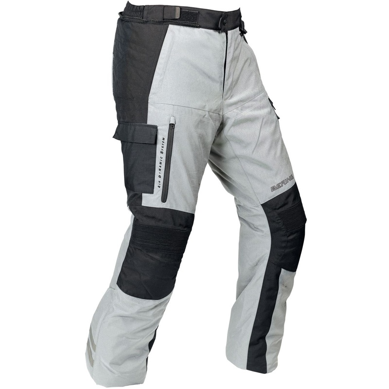 Approved Gore Tex trousers Bering Alias ??Black Grey