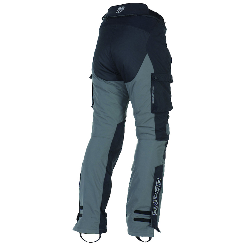 Approved pants Bering Odyssee 3 layers Black Anthracite Short