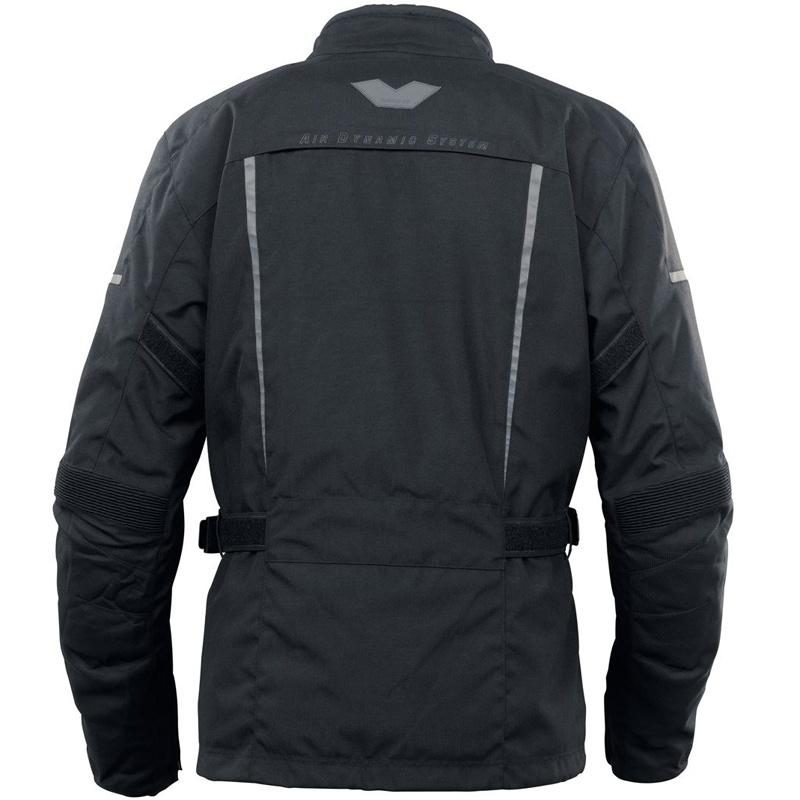 Approved waterproof motorcycle jacket Bering Alias ??Black