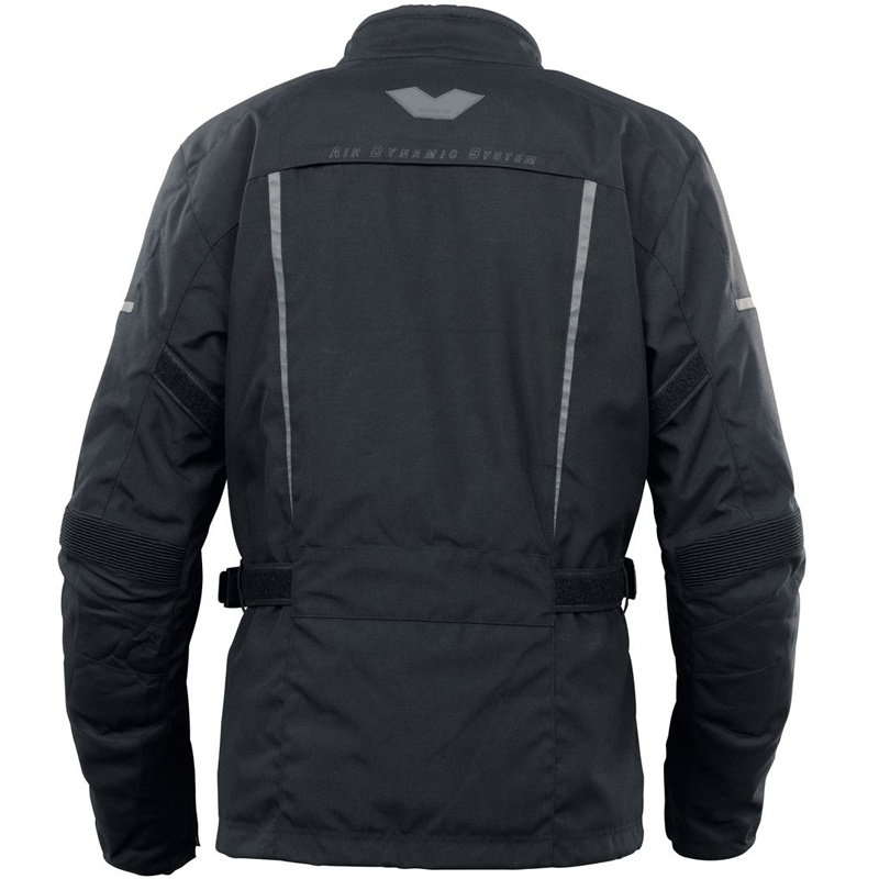 Approved waterproof motorcycle jacket Bering Alias ??Black Grey
