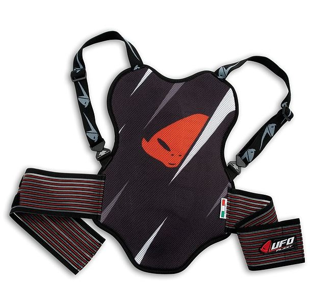 Ufo Rage back support belt with Small Black