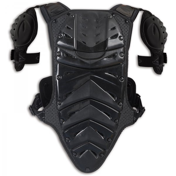 Ufo Plast Valkyrie 2 Chest protector with shoulders Short black