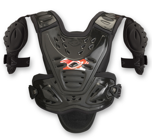 Ufo Plast Kids Valkyrie 2 chest protector vers. long black