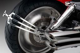 Rizoma Polished for Harley-Davidson