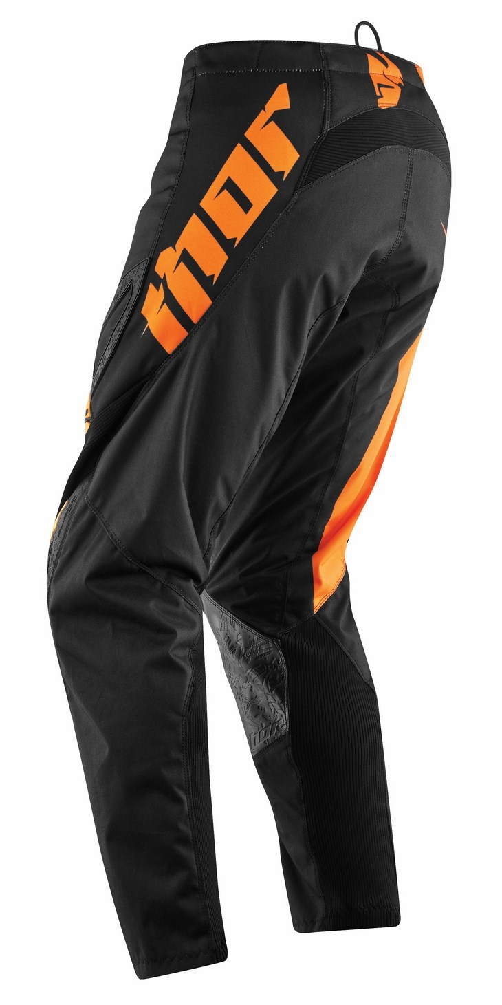 Thor Phase Tilt pants orange