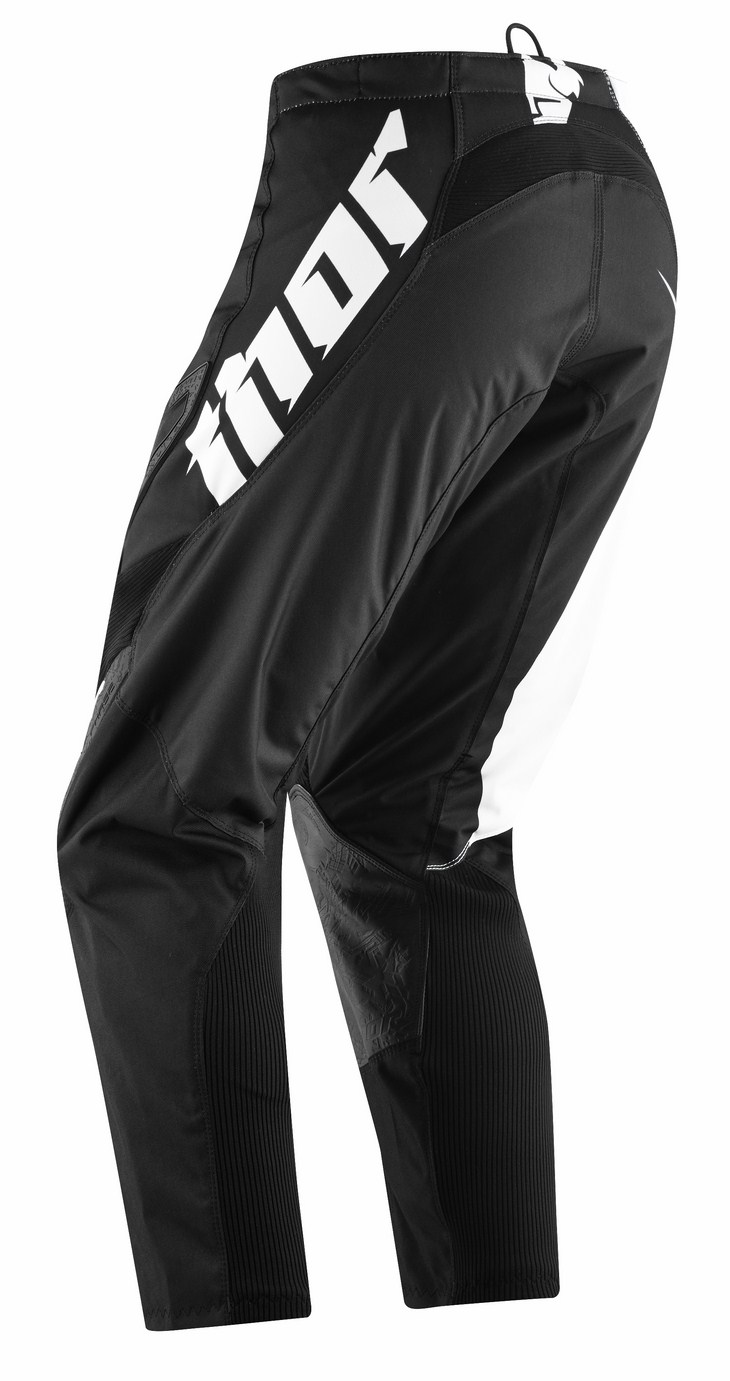 Thor Youth Phase Tilt pants black