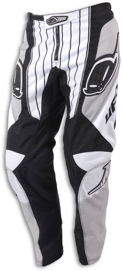 Pantaloni cross Pulse Ufo Plast grigi
