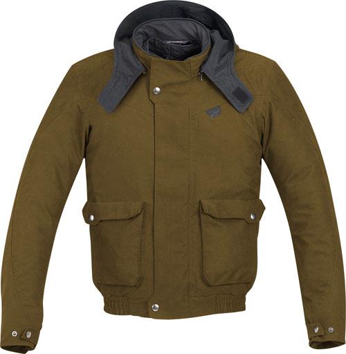 Alpinestars Quantum DNS jacket khaki