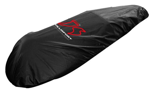 Jollisport seat cover waterproof black size small