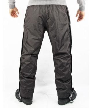 Oj Down Plus waterproof pants black
