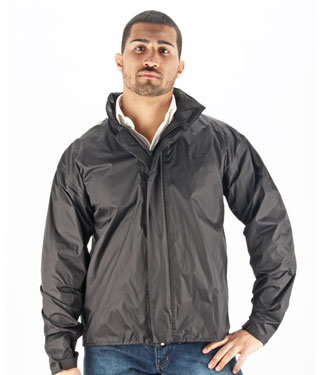 Oj Compact Top waterproof jacket black