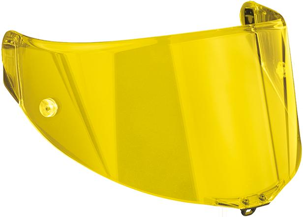 Agv Race 2 visor anti-scratch yellow