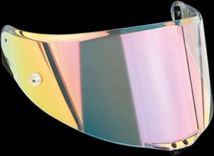 Agv Race 2 visor anti-scratch rainbow