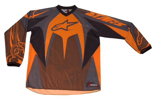 Alpinestars Racer jersey orange