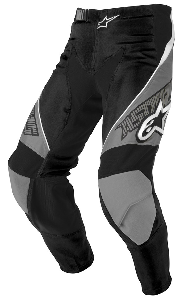 Alpinestars Racer off-road pants grey black