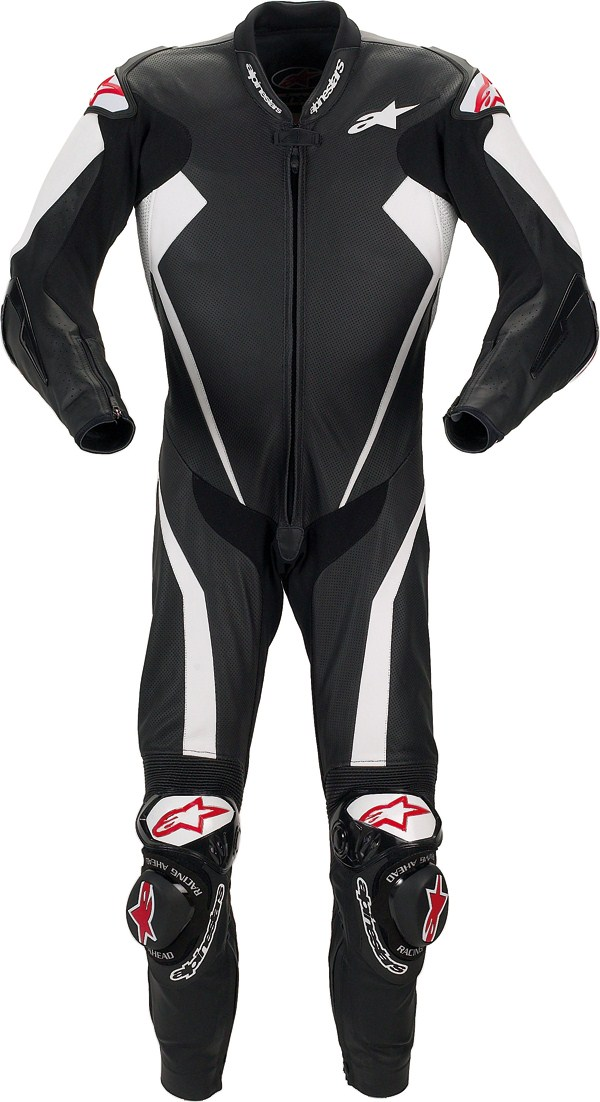 Alpinestars Racing Replica leather suit black