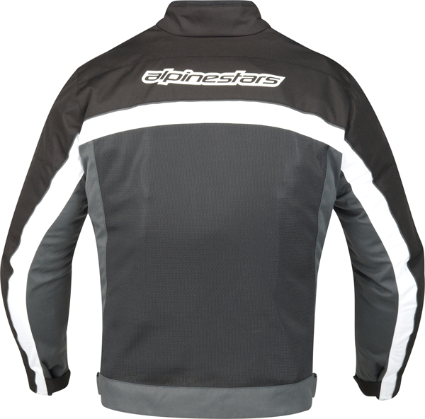 Alpinestars RADON AIR motorcycle jacket black-dark grey