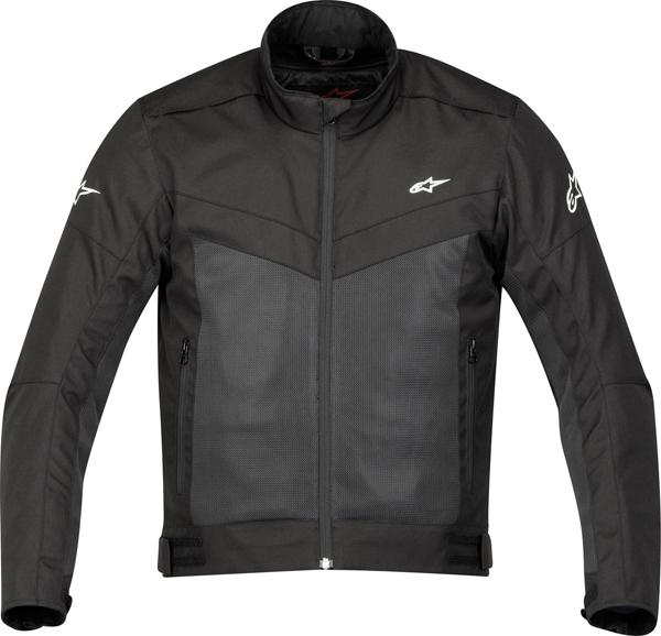 Alpinestars RADON AIR motorcycle jacket black