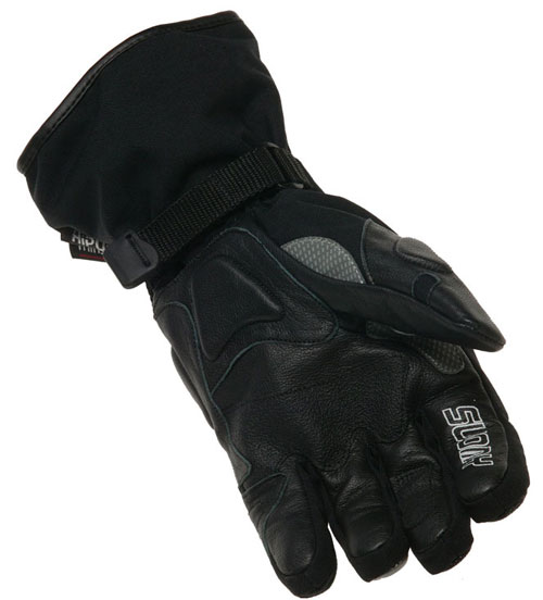 Suomy Freeze winter gloves black