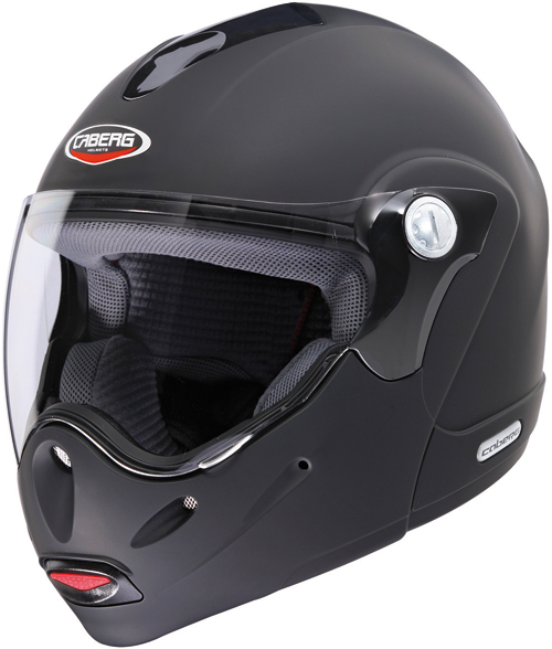CABERG Rhynot Junior helmet matt black