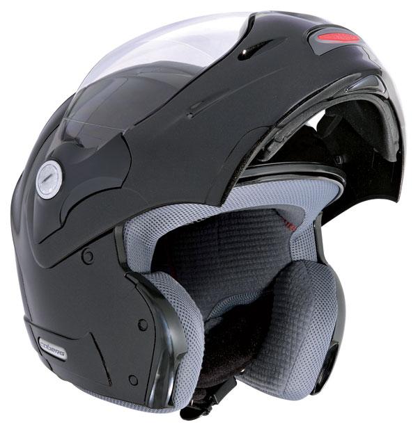 CABERG Rhynot Junior helmet metal black