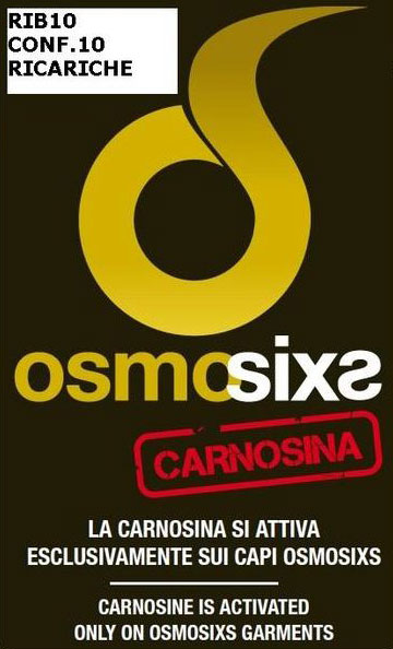 Pack of 10 refills Sixs Osmosixs