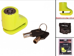 Sifam Anti-theft scooter disk lock 5.5mm
