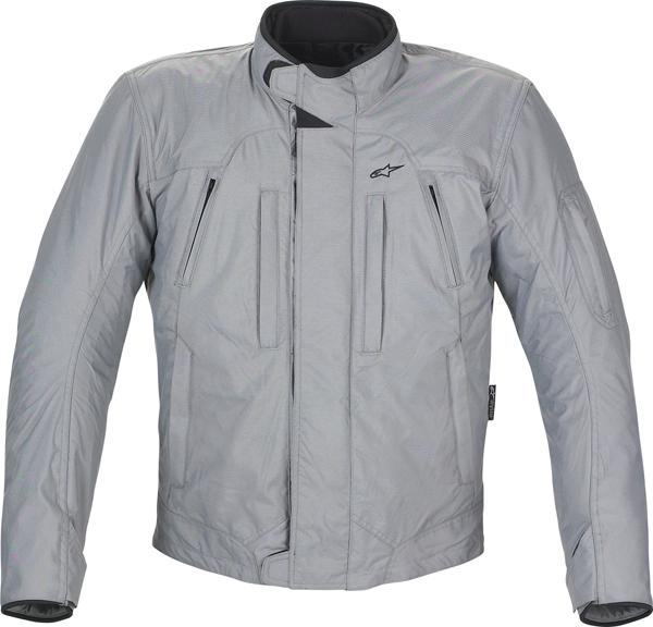Alpinestars Royal Drystar motorcycle jacket gray