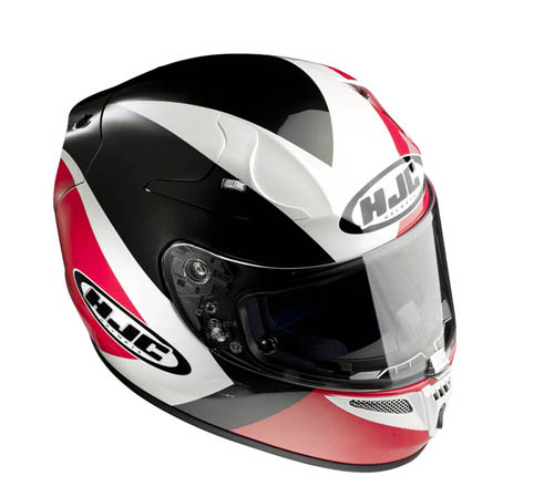 HJC RPHA10 Ancel MC1 full face helmet