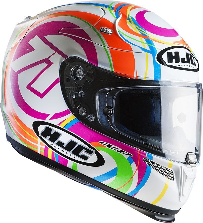 Casco integrale HJC RPHA 10 Plus Seventy One MC10