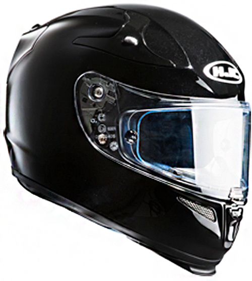 Casco integrale HJC RPHA 10 Plus Nero