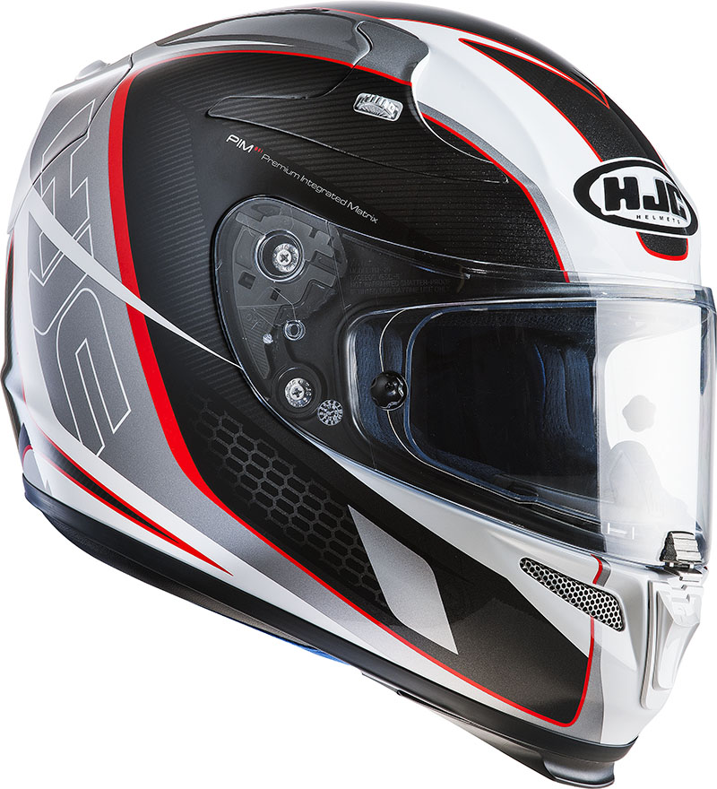 Full face helmet HJC RPHA 10 Plus Cage MC1