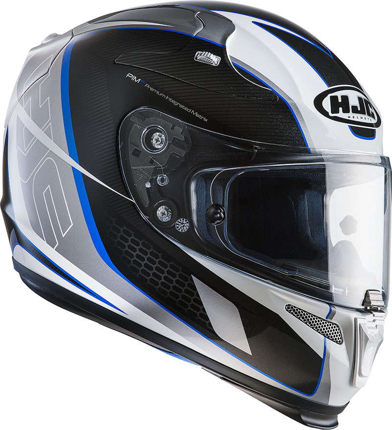 Full face helmet HJC RPHA 10 Plus Cage MC2