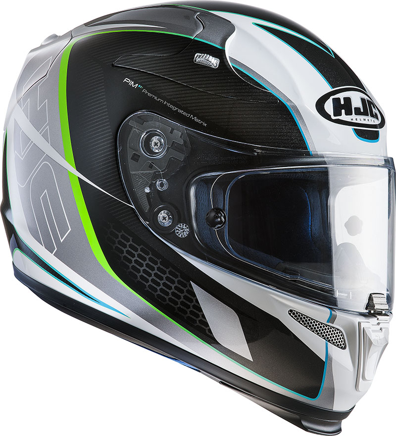 Full face helmet HJC RPHA 10 Plus Cage MC4