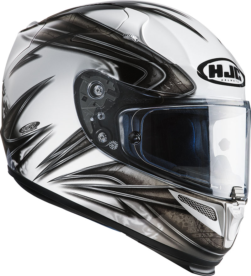 Full face helmet HJC RPHA 10 Plus Evoke MC10