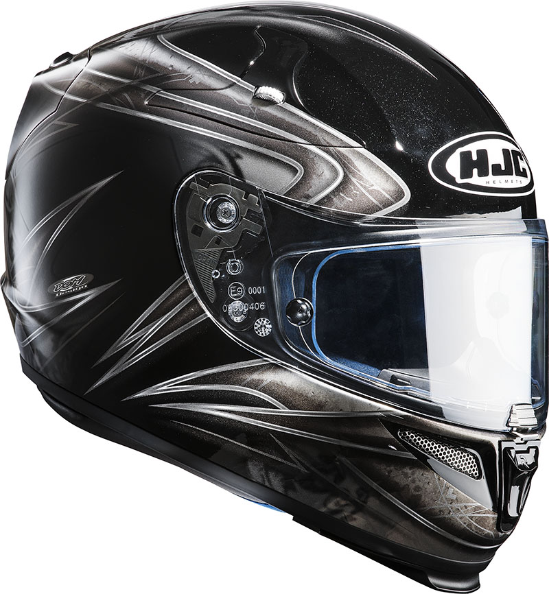 Full face helmet HJC RPHA 10 Plus Evoke MC5