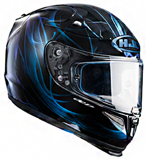 Full face helmet HJC RPHA 10 Plus Oria MC5