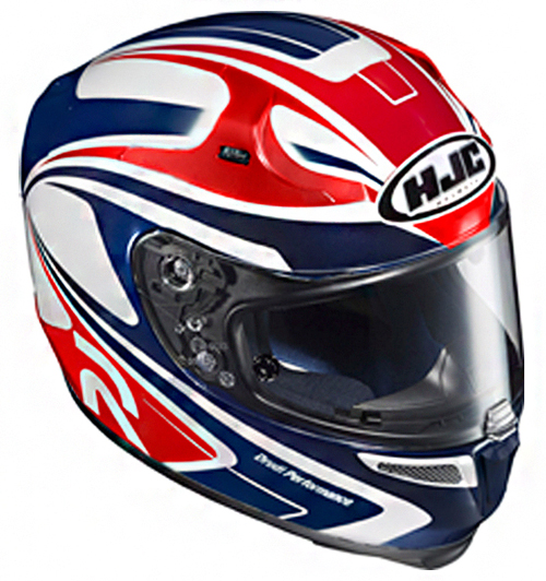 Casco integrale HJC RPHA 10 Plus Zappy MC61