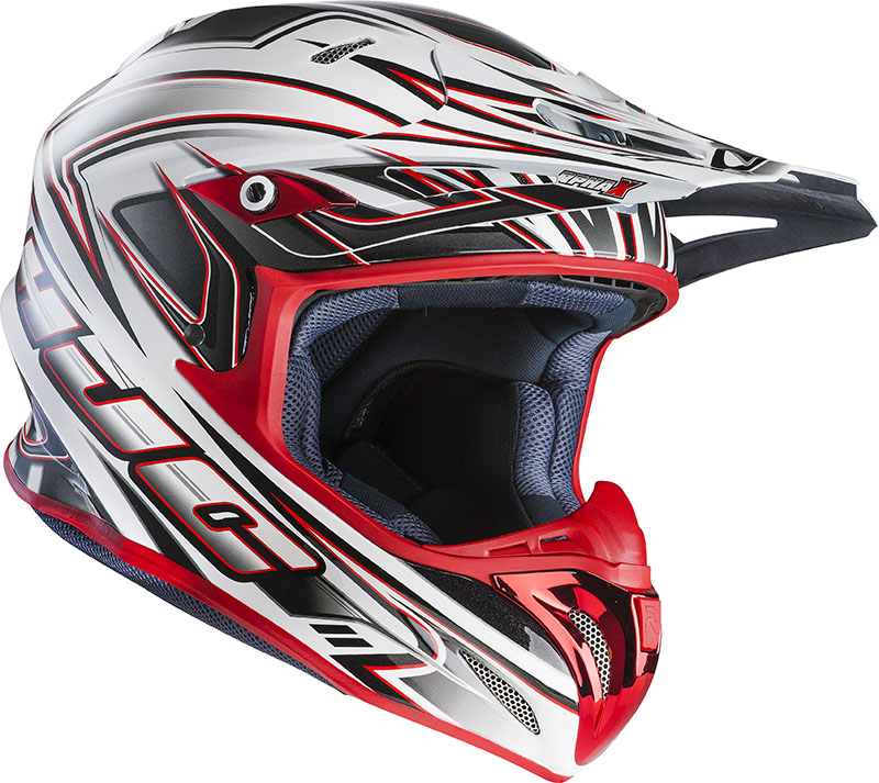 Cross helmet HJC RPHA X Airaid MC1