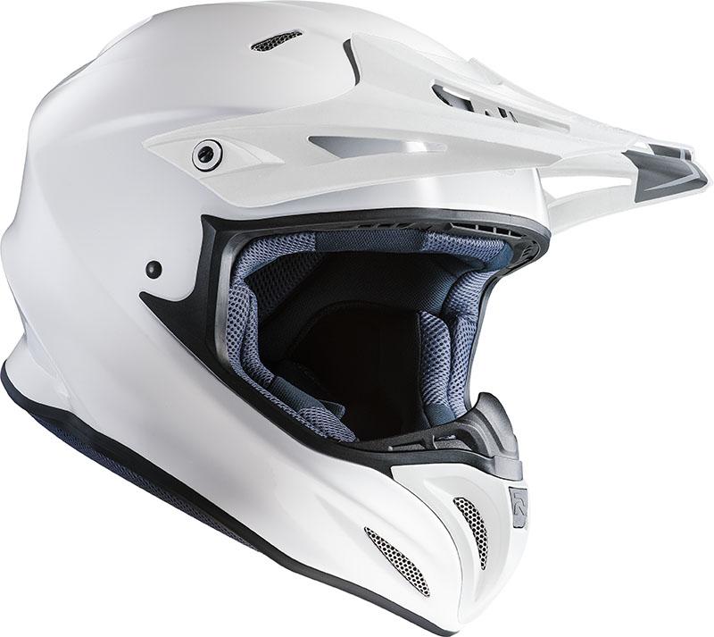 Cross helmet HJC RPHA X White