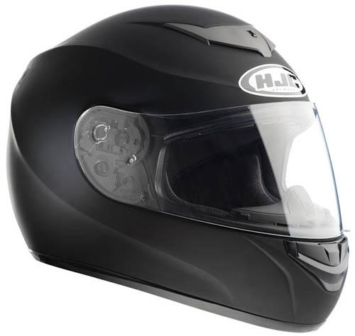Casco moto integrale HJC CLST II Rubbertone