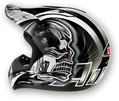 Casco moto cross Airoh Runner X Factor