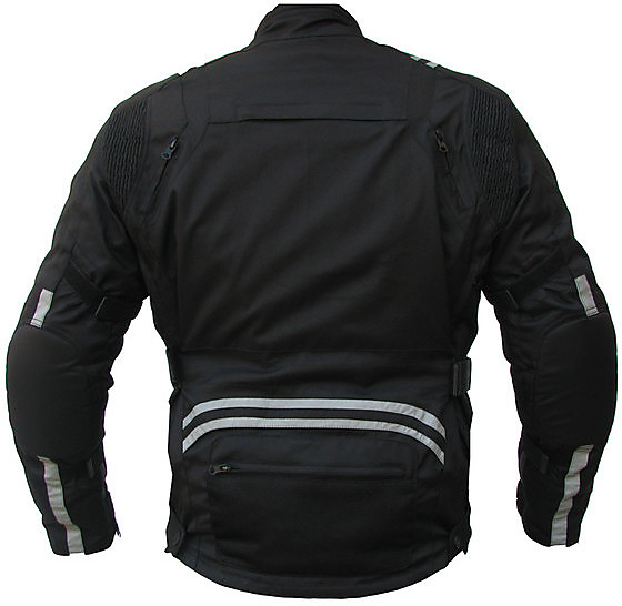 Giudici Master tour 3 layer jacket Black