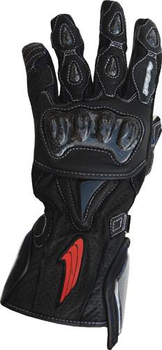 Guanti moto racing RX-Carbon Befast