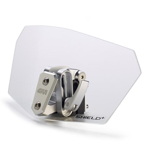 Spoiler universale Givi S180T Shield per parabrezza e cupolini