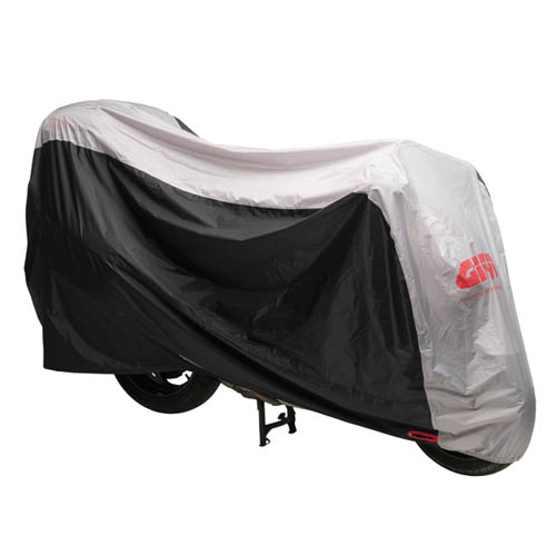 Canvas cover Givi great waterproof